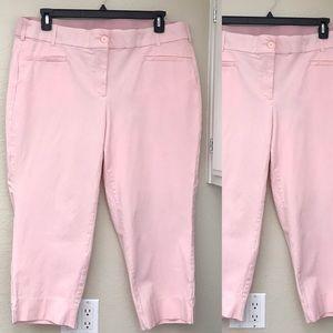 Lane Bryant Lena Crop Pants Size 22